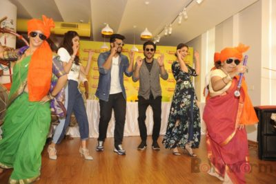 Mubarakan Radio Mirchi Promotions_Bollyworm (33)