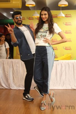 Mubarakan Radio Mirchi Promotions_Bollyworm (6)