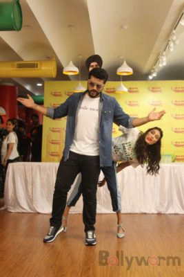 Mubarakan Radio Mirchi Promotions_Bollyworm (8)
