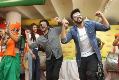 Mubarakan Radio Mirchi Promotions_Bollyworm (83)