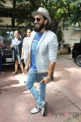 Ranveer Singh and Neha Dhupia record for NoFilterNeha season 2_Bollyworm (30)