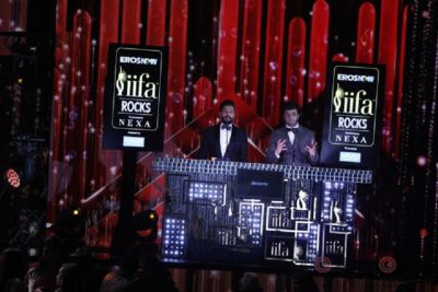 Riteish Deshmukh, Manish Paul at IIFA Rocks (28)