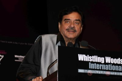 Shatrughan Sinha, Shyam Benegal, Subhash Ghai at the Whistling Woods_Bollyworm (10)
