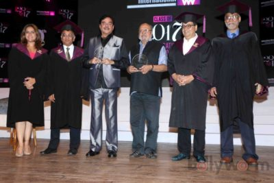 Shatrughan Sinha, Shyam Benegal, Subhash Ghai at the Whistling Woods_Bollyworm (14)