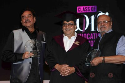 Shatrughan Sinha, Shyam Benegal, Subhash Ghai at the Whistling Woods_Bollyworm (20)