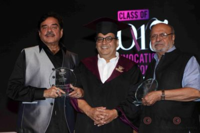 Shatrughan Sinha, Shyam Benegal, Subhash Ghai at the Whistling Woods_Bollyworm (22)