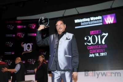 Shatrughan Sinha, Shyam Benegal, Subhash Ghai at the Whistling Woods_Bollyworm (25)