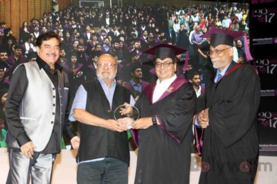 Shatrughan Sinha, Shyam Benegal, Subhash Ghai at the Whistling Woods_Bollyworm (34)