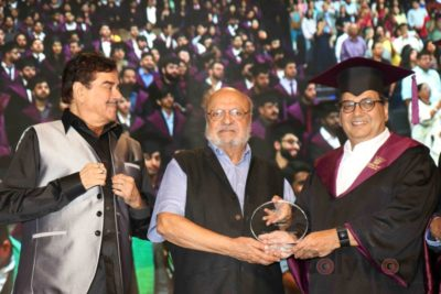 Shatrughan Sinha, Shyam Benegal, Subhash Ghai at the Whistling Woods_Bollyworm (35)
