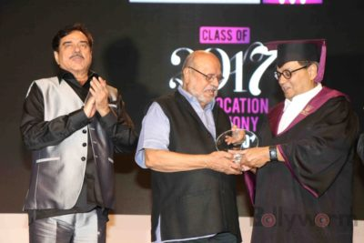 Shatrughan Sinha, Shyam Benegal, Subhash Ghai at the Whistling Woods_Bollyworm (37)