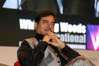 Shatrughan Sinha, Shyam Benegal, Subhash Ghai at the Whistling Woods_Bollyworm (42)