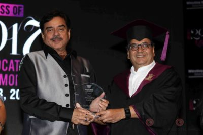 Shatrughan Sinha, Shyam Benegal, Subhash Ghai at the Whistling Woods_Bollyworm (6)