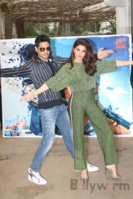 Sidharth and Jacqueline at a special trailer launch of A Gentleman_Bollyworm (10)