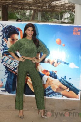 Sidharth and Jacqueline at a special trailer launch of A Gentleman_Bollyworm (13)