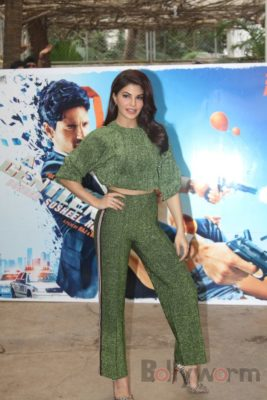 Sidharth and Jacqueline at a special trailer launch of A Gentleman_Bollyworm (14)