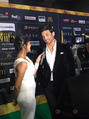Sushant Singh Rajput at IIFA Rocks (10)