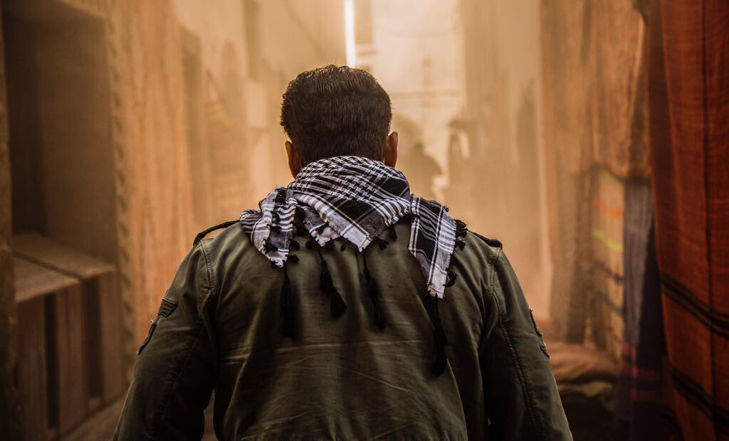 first look unseen images of salman khan from tiger zinda hai bollyworm