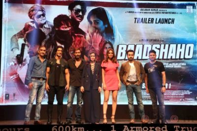 Baadshaho Trailer Launch_Bollyworm (11)