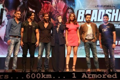 Baadshaho Trailer Launch_Bollyworm (12)