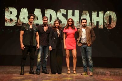 Baadshaho Trailer Launch_Bollyworm (61)