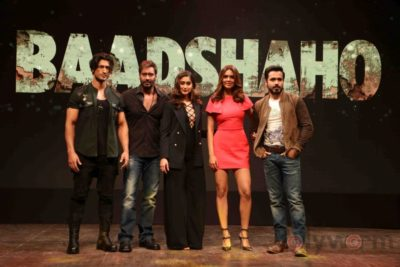 Baadshaho Trailer Launch_Bollyworm (62)