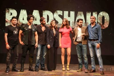 Baadshaho Trailer Launch_Bollyworm (63)