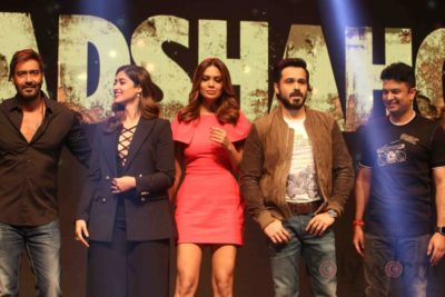 Baadshaho Trailer Launch_Bollyworm (7)
