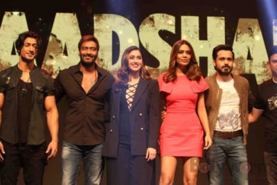 Baadshaho Trailer Launch_Bollyworm (8)