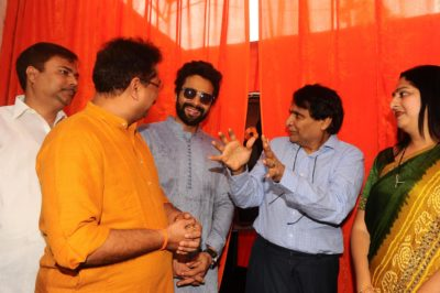 Launch of Gaj Yatra_Bollyworm (10)