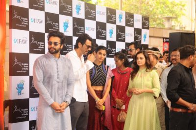 Launch of Gaj Yatra_Bollyworm (12)