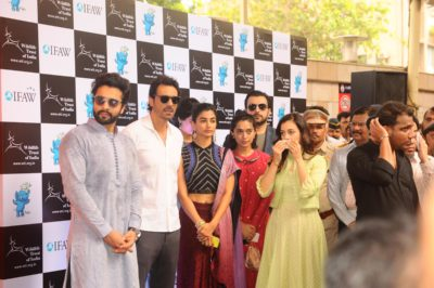 Launch of Gaj Yatra_Bollyworm (13)