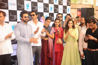 Launch of Gaj Yatra_Bollyworm (15)