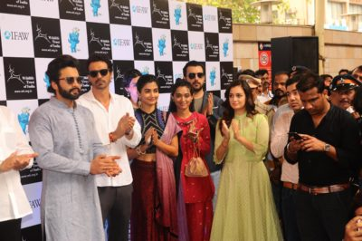 Launch of Gaj Yatra_Bollyworm (16)