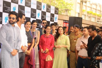 Launch of Gaj Yatra_Bollyworm (17)
