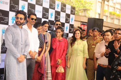 Launch of Gaj Yatra_Bollyworm (18)