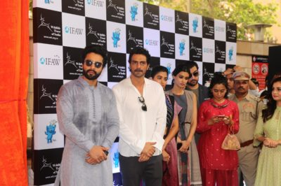 Launch of Gaj Yatra_Bollyworm (19)