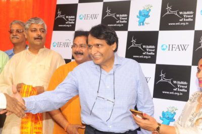 Launch of Gaj Yatra_Bollyworm (2)