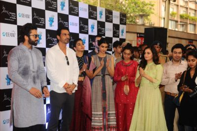 Launch of Gaj Yatra_Bollyworm (20)