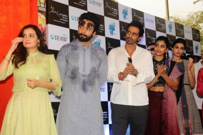 Launch of Gaj Yatra_Bollyworm (23)