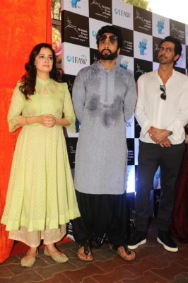 Launch of Gaj Yatra_Bollyworm (27)