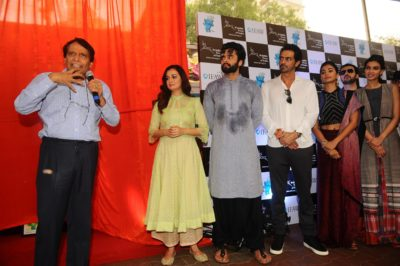 Launch of Gaj Yatra_Bollyworm (28)