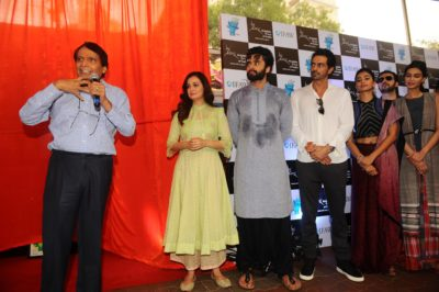 Launch of Gaj Yatra_Bollyworm (29)