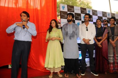 Launch of Gaj Yatra_Bollyworm (30)
