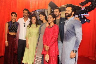 Launch of Gaj Yatra_Bollyworm (41)