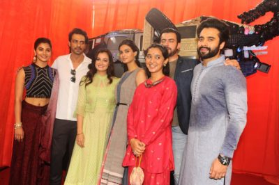 Launch of Gaj Yatra_Bollyworm (42)