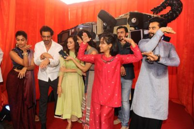 Launch of Gaj Yatra_Bollyworm (43)