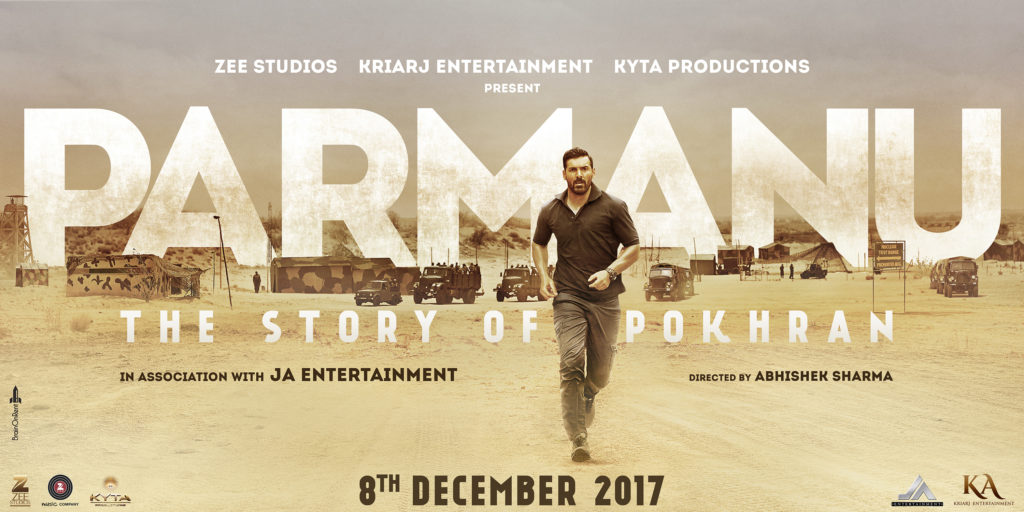 Confirmed: John Abraham' s 'Parmanu' To Release On December 8th