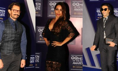 Aamir Khan Malaika Arora Ranveer Singh GQ Men Of The Year Awards_Bollyworm