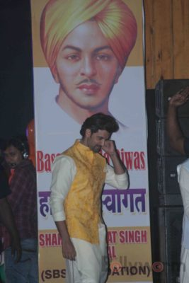 Hrithik Roshan Bhagat Singh 110th Birth Anniversary Bollyworm (17)