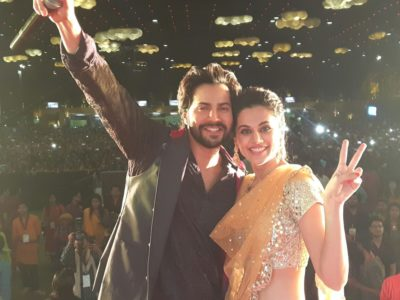 Judwaa 2 Cast in Ahmedabad_Bollyworm (1)